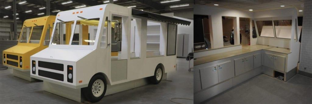 "Brooklyn Rebel ""Food Truck"" - JFK International"