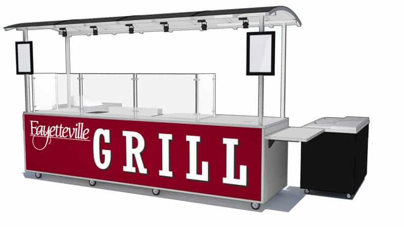 Grill Cart Design